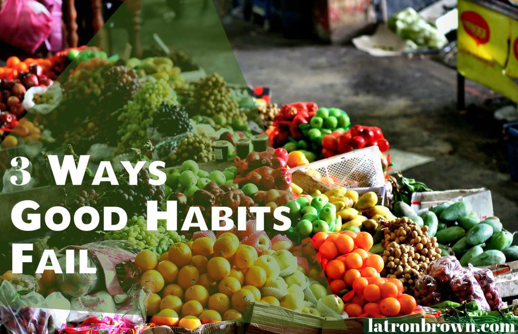 Good Habits By Phalinn 2